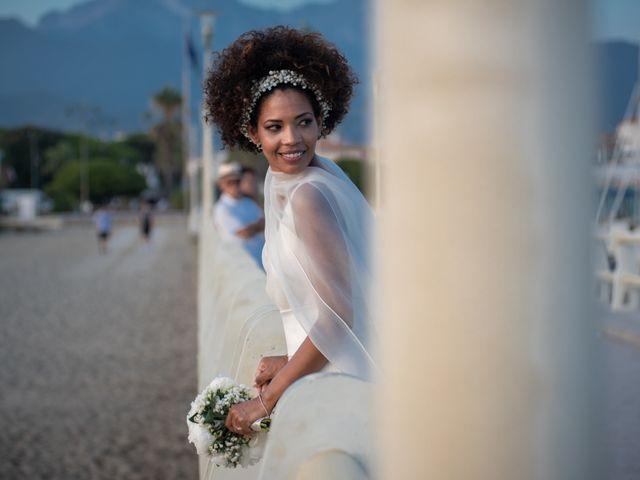 Il matrimonio di Andrea e Maria a Forte dei Marmi, Lucca 2