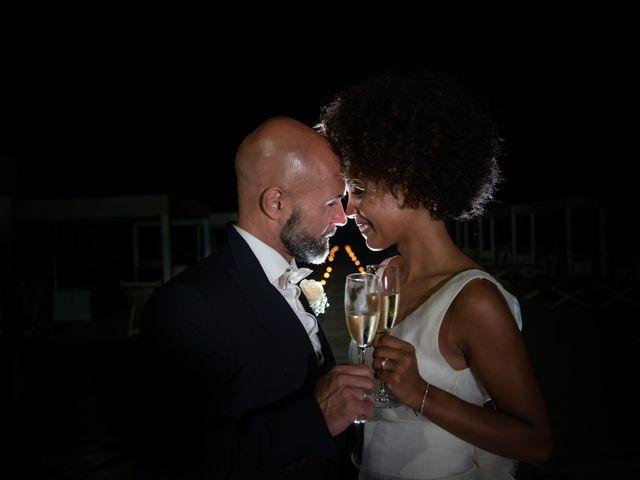 Il matrimonio di Andrea e Maria a Forte dei Marmi, Lucca 11
