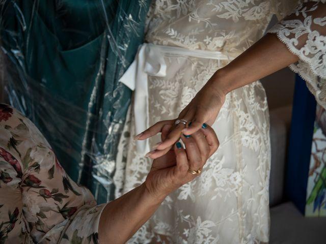 Il matrimonio di Andrea e Maria a Forte dei Marmi, Lucca 20