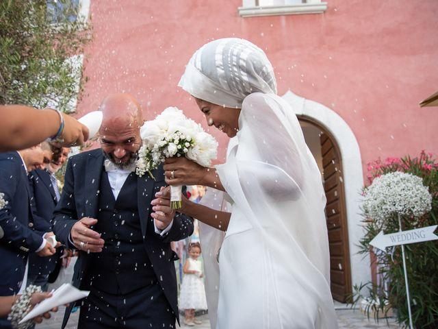 Il matrimonio di Andrea e Maria a Forte dei Marmi, Lucca 29