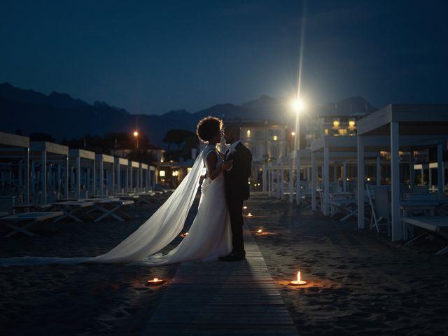 Il matrimonio di Andrea e Maria a Forte dei Marmi, Lucca 30
