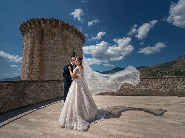 Il matrimonio di Alessandro e Donatella a Fondi, Latina 1