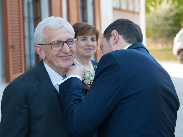 Il matrimonio di Marco e Ilaria a Sala Monferrato, Alessandria 3