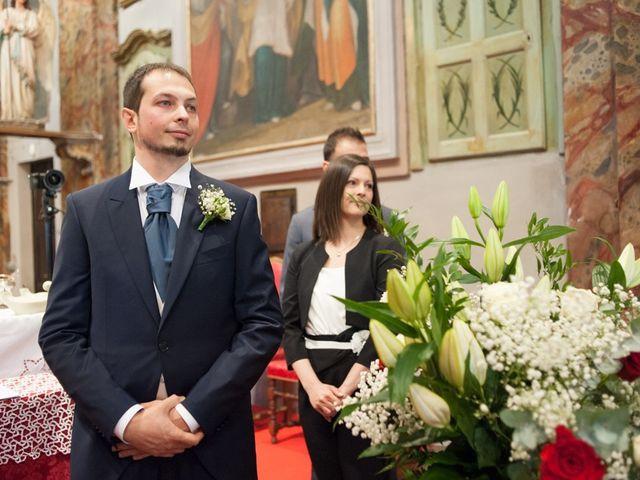 Il matrimonio di Marco e Ilaria a Sala Monferrato, Alessandria 12