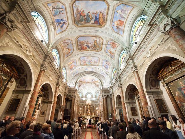 Il matrimonio di Marco e Ilaria a Sala Monferrato, Alessandria 13