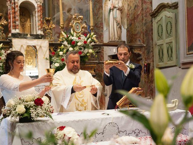 Il matrimonio di Marco e Ilaria a Sala Monferrato, Alessandria 14