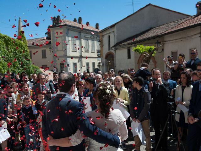 Il matrimonio di Marco e Ilaria a Sala Monferrato, Alessandria 16