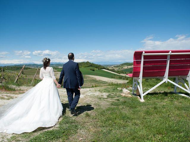 Il matrimonio di Marco e Ilaria a Sala Monferrato, Alessandria 17