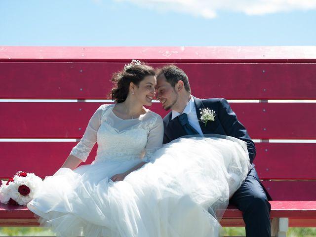 Il matrimonio di Marco e Ilaria a Sala Monferrato, Alessandria 18