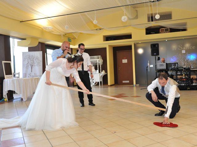 Il matrimonio di Marco e Ilaria a Sala Monferrato, Alessandria 31