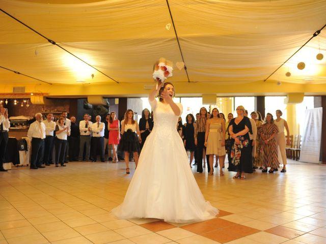 Il matrimonio di Marco e Ilaria a Sala Monferrato, Alessandria 32