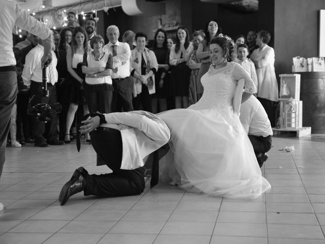 Il matrimonio di Marco e Ilaria a Sala Monferrato, Alessandria 33