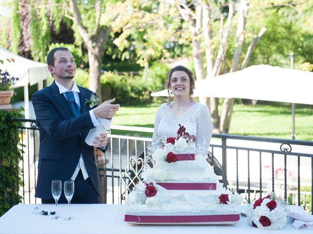 Il matrimonio di Marco e Ilaria a Sala Monferrato, Alessandria 35