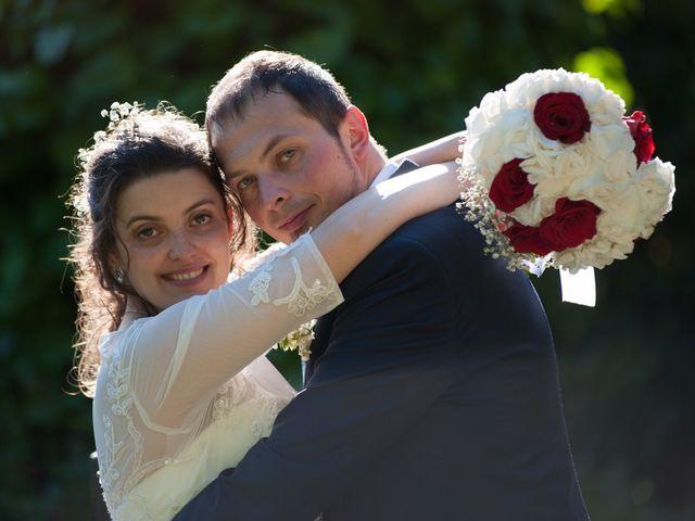 Il matrimonio di Marco e Ilaria a Sala Monferrato, Alessandria 37