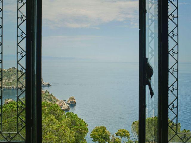 Il matrimonio di Marco e Vincenza a Taormina, Messina 1