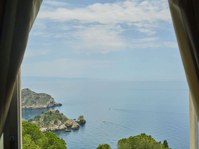 Il matrimonio di Marco e Vincenza a Taormina, Messina 5
