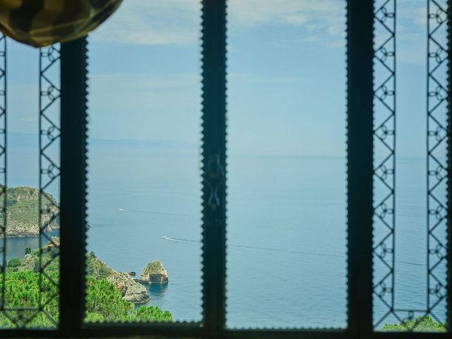 Il matrimonio di Marco e Vincenza a Taormina, Messina 15