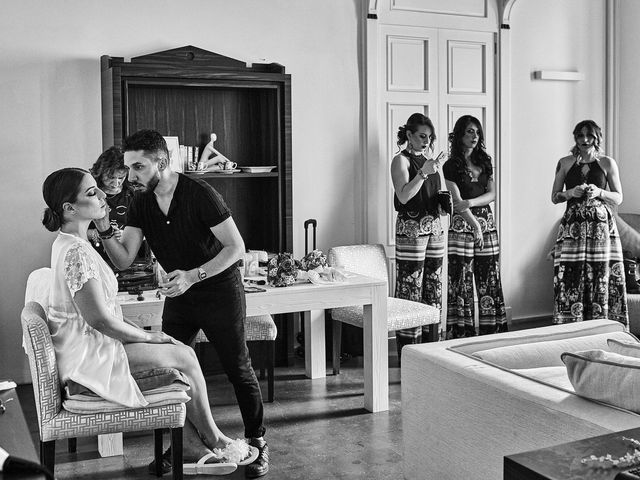 Il matrimonio di Marco e Vincenza a Taormina, Messina 28