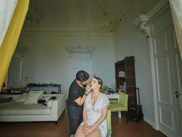 Il matrimonio di Marco e Vincenza a Taormina, Messina 35