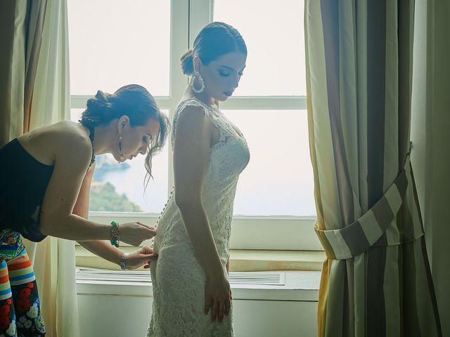 Il matrimonio di Marco e Vincenza a Taormina, Messina 41