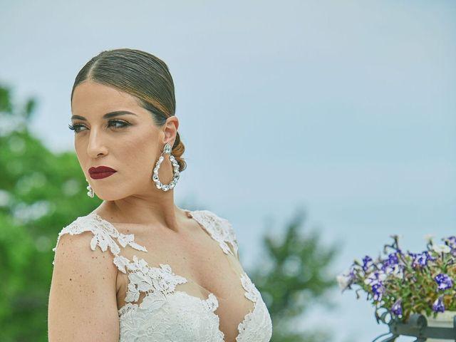 Il matrimonio di Marco e Vincenza a Taormina, Messina 44