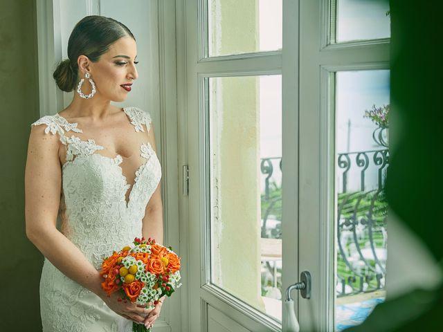 Il matrimonio di Marco e Vincenza a Taormina, Messina 47