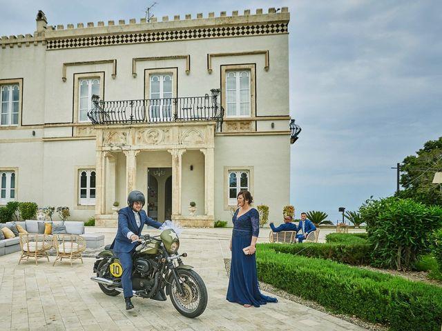 Il matrimonio di Marco e Vincenza a Taormina, Messina 48