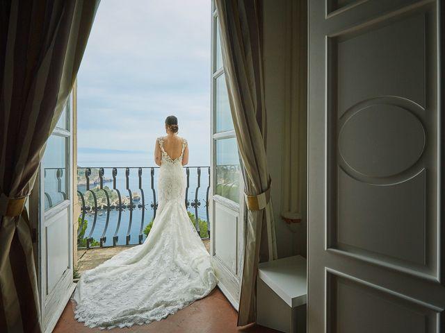 Il matrimonio di Marco e Vincenza a Taormina, Messina 49