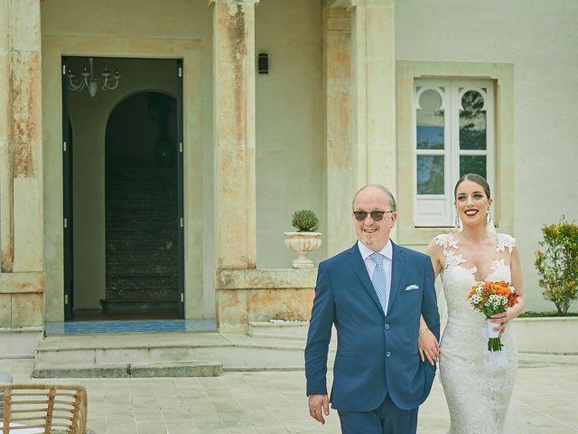 Il matrimonio di Marco e Vincenza a Taormina, Messina 54
