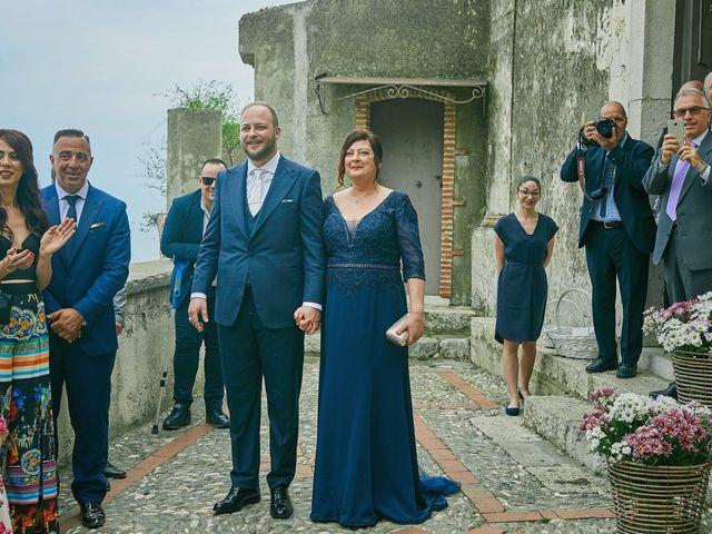 Il matrimonio di Marco e Vincenza a Taormina, Messina 59