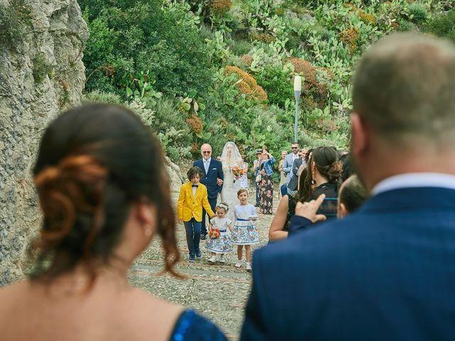 Il matrimonio di Marco e Vincenza a Taormina, Messina 60