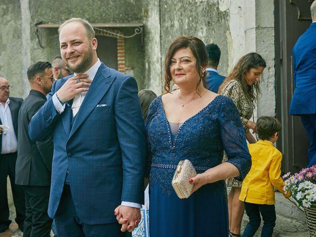 Il matrimonio di Marco e Vincenza a Taormina, Messina 62