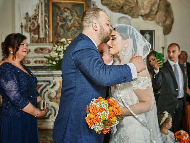 Il matrimonio di Marco e Vincenza a Taormina, Messina 63
