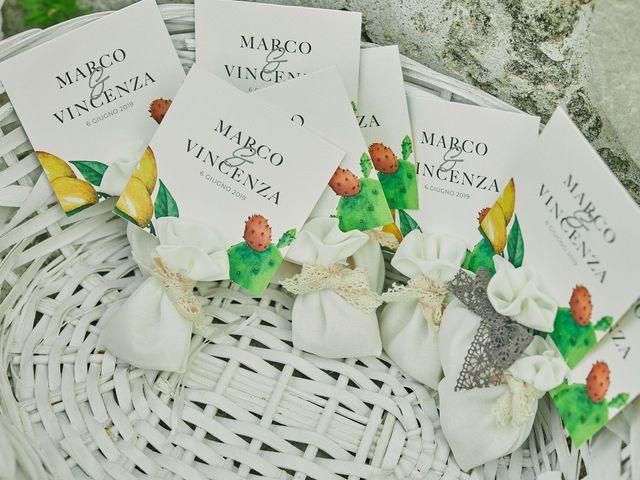 Il matrimonio di Marco e Vincenza a Taormina, Messina 64