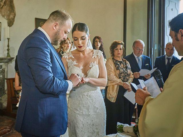 Il matrimonio di Marco e Vincenza a Taormina, Messina 65