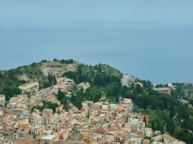 Il matrimonio di Marco e Vincenza a Taormina, Messina 67