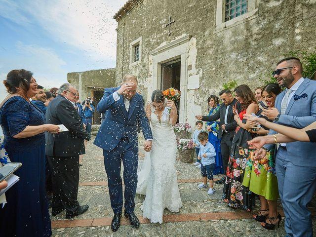 Il matrimonio di Marco e Vincenza a Taormina, Messina 68