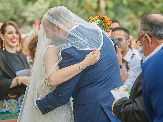 Il matrimonio di Marco e Vincenza a Taormina, Messina 70