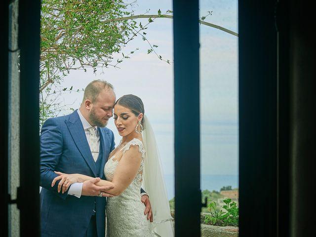 Il matrimonio di Marco e Vincenza a Taormina, Messina 73
