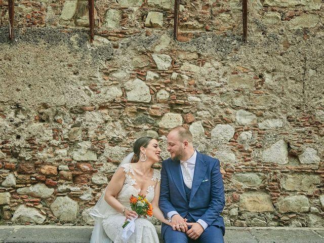 Il matrimonio di Marco e Vincenza a Taormina, Messina 77