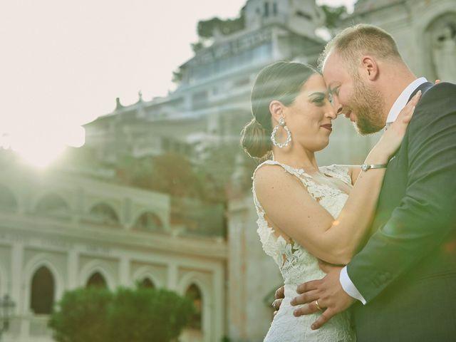 Il matrimonio di Marco e Vincenza a Taormina, Messina 82