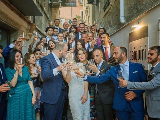 Il matrimonio di Marco e Vincenza a Taormina, Messina 87