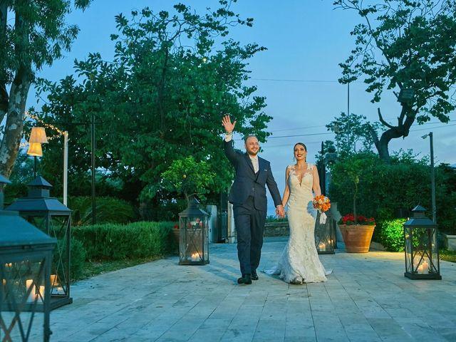 Il matrimonio di Marco e Vincenza a Taormina, Messina 93