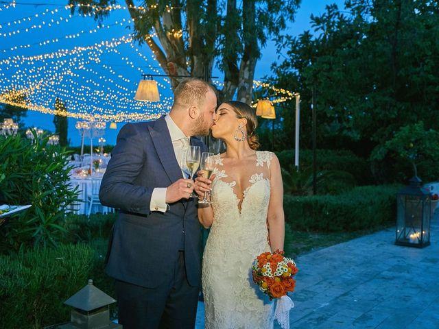 Il matrimonio di Marco e Vincenza a Taormina, Messina 94