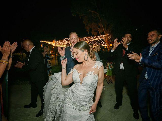 Il matrimonio di Marco e Vincenza a Taormina, Messina 104