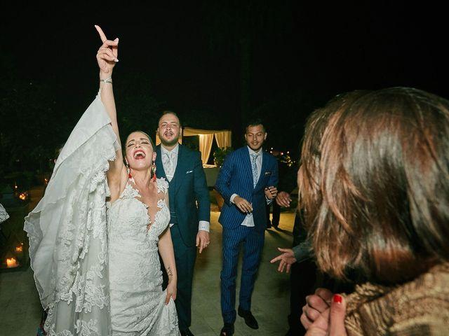 Il matrimonio di Marco e Vincenza a Taormina, Messina 105