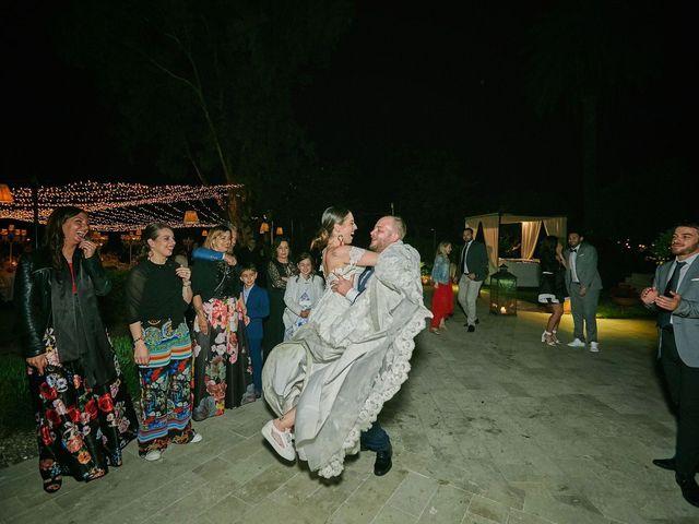 Il matrimonio di Marco e Vincenza a Taormina, Messina 112
