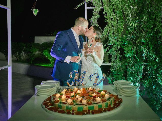 Il matrimonio di Marco e Vincenza a Taormina, Messina 116