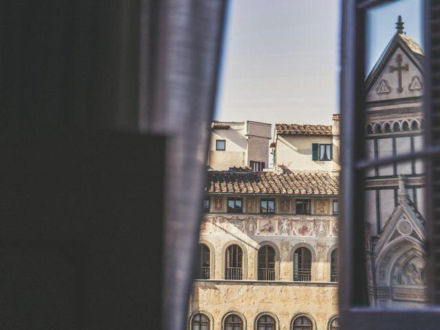 Il matrimonio di Gurpreet e Jennifer a Firenze, Firenze 2