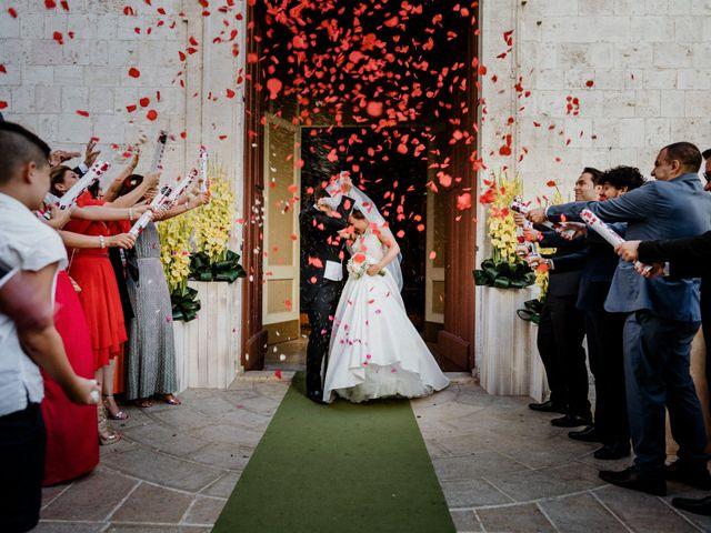 Il matrimonio di Angelo e Annalinda a Conversano, Bari 19